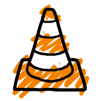 VLC icon by Obinoobie