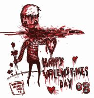 Happy Valenstimes Day by the-war-in-my-head
