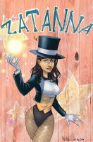Zatanna by MBirkhofer