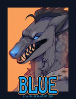 #5 BADGE 2ll3 by LiLaiRa