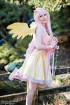 Fluttershy Cosplay - My Little Pony. by TineMarieRiis