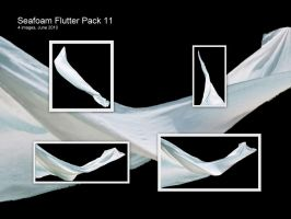JBS Seafoam Flutter Pack 11 by geoectomy-stock