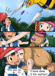 Love poison Amourshipping doujin 1 by hikariangelove