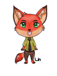 Nickzootopia by SuiseisekiEd
