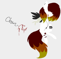 CleanCut Background by CleanCut-The-Pony