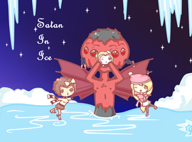 Satan In Ice by Chanytell