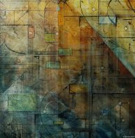 Abstract Mind by visionart