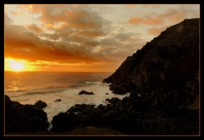 Cape Byron sunrise 3 by wildplaces