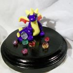 Spyro Figurine by Meep-and-Mushrat