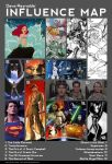 Influence Map by MachSabre