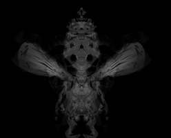 X-Ray of the Nerd Fairy Queen by ozwalled