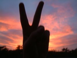 PEACE. by kathycool
