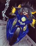 The rise of Batgirl 1 by cosplayerart68