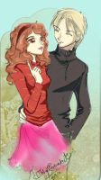 Dramione : Casual Style by hacques