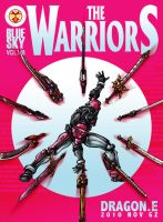 THE WARRIORS 148 by dragoneliu