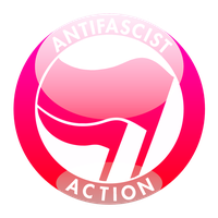 Antifascist Action Orb by D3L1GHT
