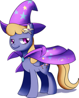 The Great and Powerful Drizzle by Solar-Slash