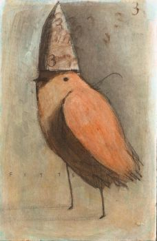 Bird with 3 Hat by SethFitts