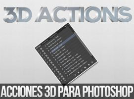 3D Actions by Arcandres