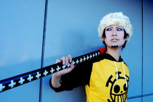 trafalgar law2 by YUZU-0u0