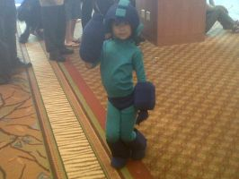 Kumoricon 2011: Megaman by Red-Supernova64