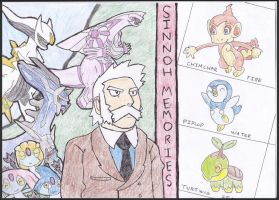 Memories From Sinnoh by WalkerP