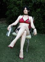 Ada Wong Bikini Design by CLeigh-Cosplay