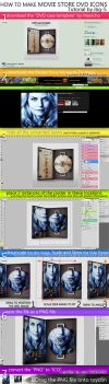Movie Store DVD Icons Tutorial by ibg-5