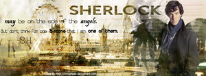 Sherlock - Free Facebook timeline cover Banner by IoniaFreak