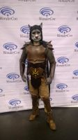 Khajiit (Skyrim, Elder Scrolls) at Wondercon 2014 by Johny-Fox