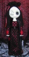 Annabelle Begoths Rag Doll by Zosomoto