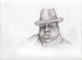 Biggie Smalls by Portske