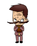 SuperJail!: Jared by sillyjillian