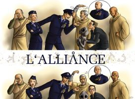 L'Alliance by HitoStargate