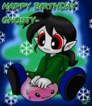 HBD Ghosty by Coffgirl