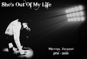 She's Out Of My Life by krkdesigns