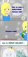 Aventure Time Comic- Parte 14 by LittlePanda3