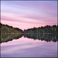 mirror image by dnwvictor