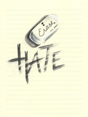 Day 13 - Erase Hate by GillianIvy