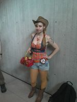NYCC 2012: Applejack Cosplay by DestinyDecade