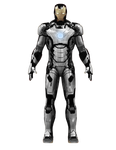 Iron Man Armour: DEEP SPACE by MrSteiners