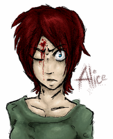 iscribble mental Alice by Disimprison