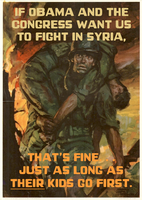 Fight In Syria? by poasterchild