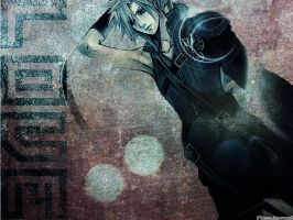 Cold Love - Cloud Strife. by PlusJavan