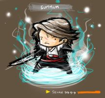XIAO SQUALL FFVIII by Witchking00