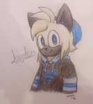 Commission: Jayden the siamese cat by Aaronchu29