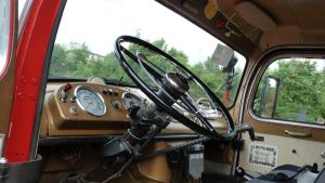 Mercedes Benz 1113 Fire Truck - Interior by Arek-OGF
