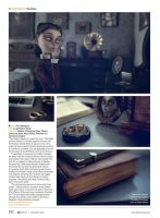 3D World magazine ( November Publications 2012 ) by kewel72000