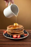 pancakes by Moramarth