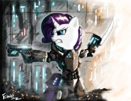 Rarity YAY! It is Sci-Fi I GUARANTEE IT by Einik